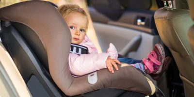 Little-girl-in-carseat